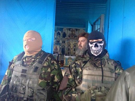 Церковный беспредел на украине