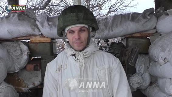 Солдат армии ДНР: Пусть только сунутся