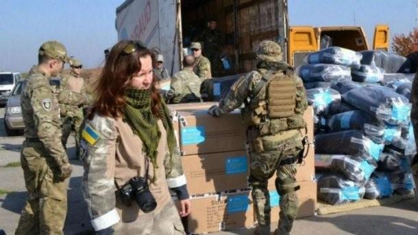 Боевики из 93 ОМБр проворачивают коррупционные схемы при помощи украинских волонтеров