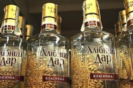 Контрабанда алкоголя из Украины Политика