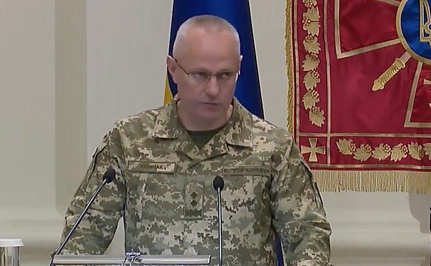 Хомчак намерен полностью поменять командный состав ДШВ ВСУ Политика