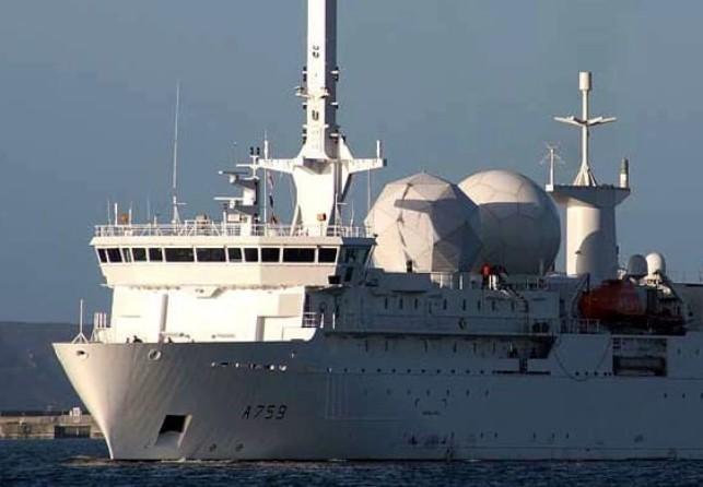 Корабли НАТО, принимающие участие в «Си Бриз-2019» глушат телерадиовещание на территории ЛНР