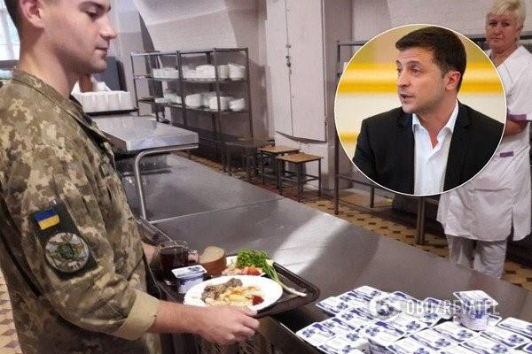 Скандал с голодными бойцами ВСУ: Зеленский поставил точку